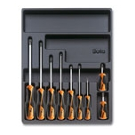 2424 T168-9 TOOLS IN THERMOFORMED