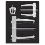 2424 T241-3 TOOLS IN THERMOFORMED