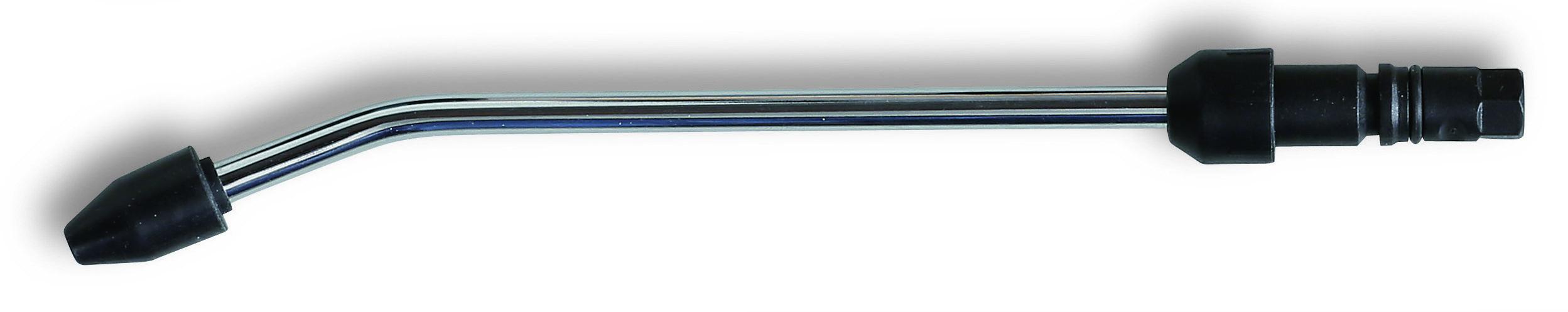 Terasest otsik, 160 mm,  kriimustusvastase kummist äärega tootele 1949U5