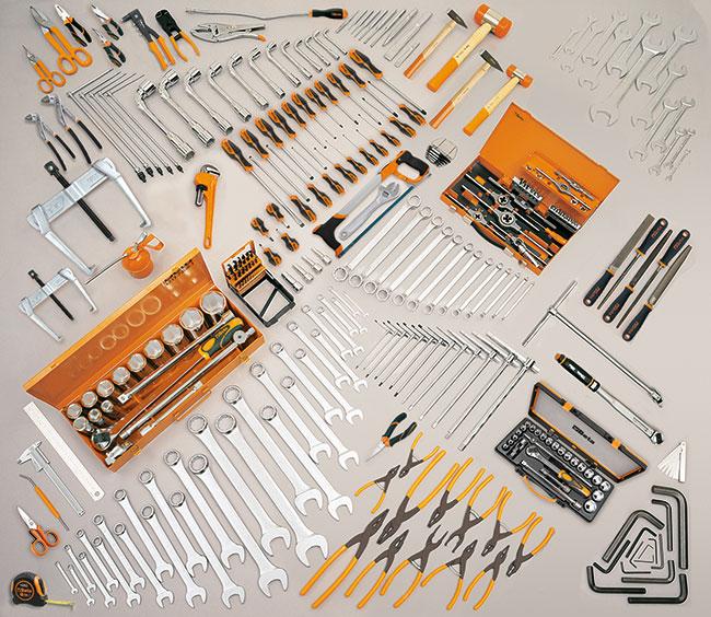 Tööriistakomplekt 297 tööriistaga