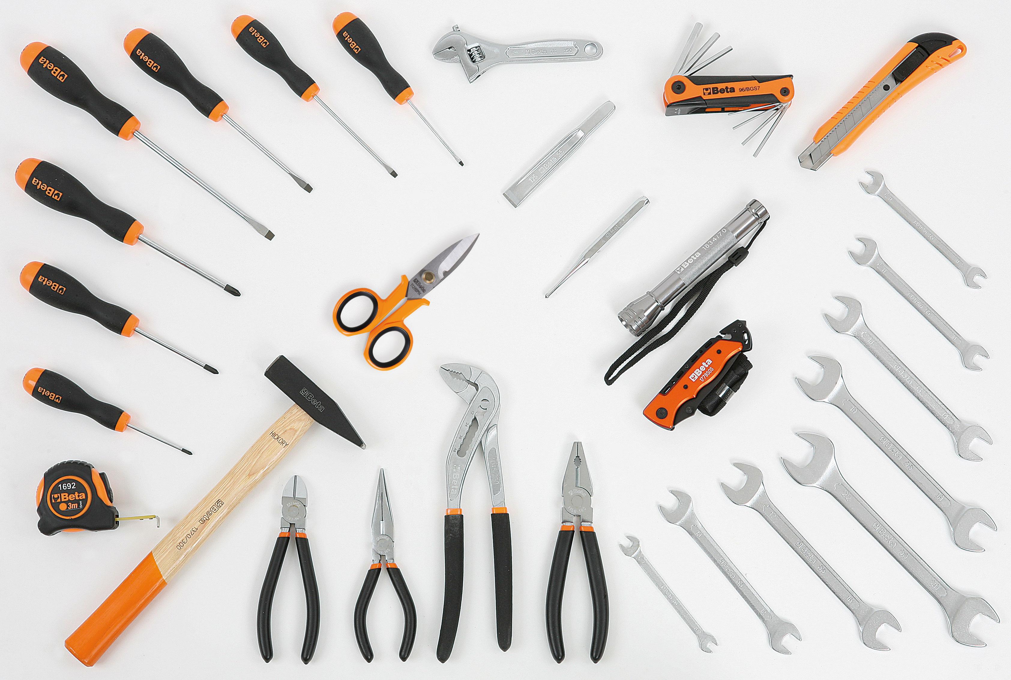 Tööriistakomplekt 35 tööriistaga