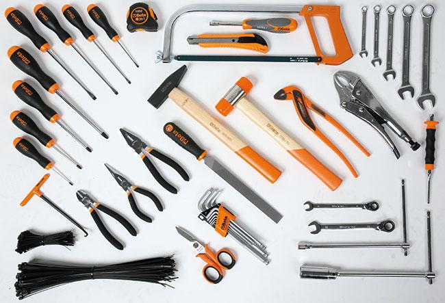 Tööriistakomplekt 41 tööriistaga