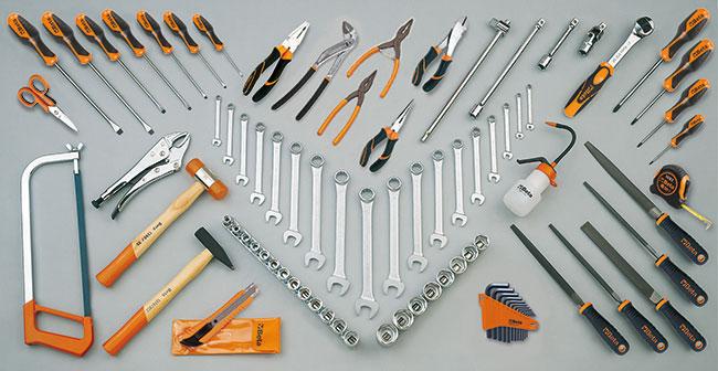 Tööriistakomplekt 86 tööriistaga