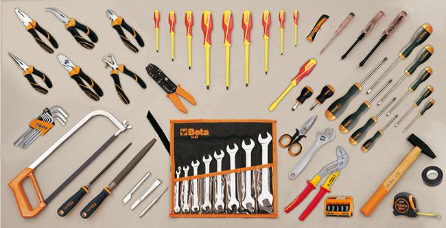 Tööriistakomplekt 69 tööriistaga