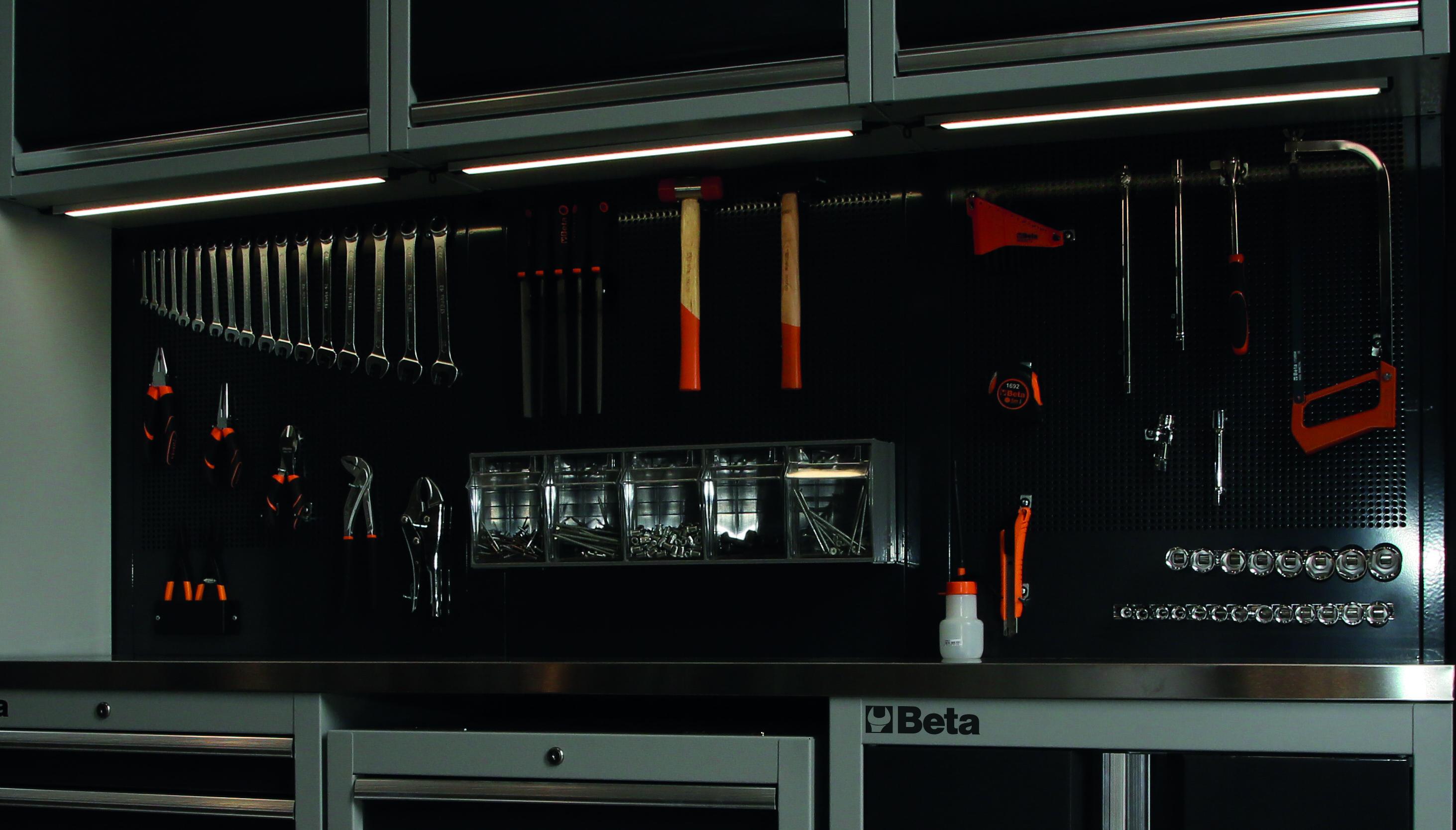 LED lamp töökoja sisustuse komplekt C45