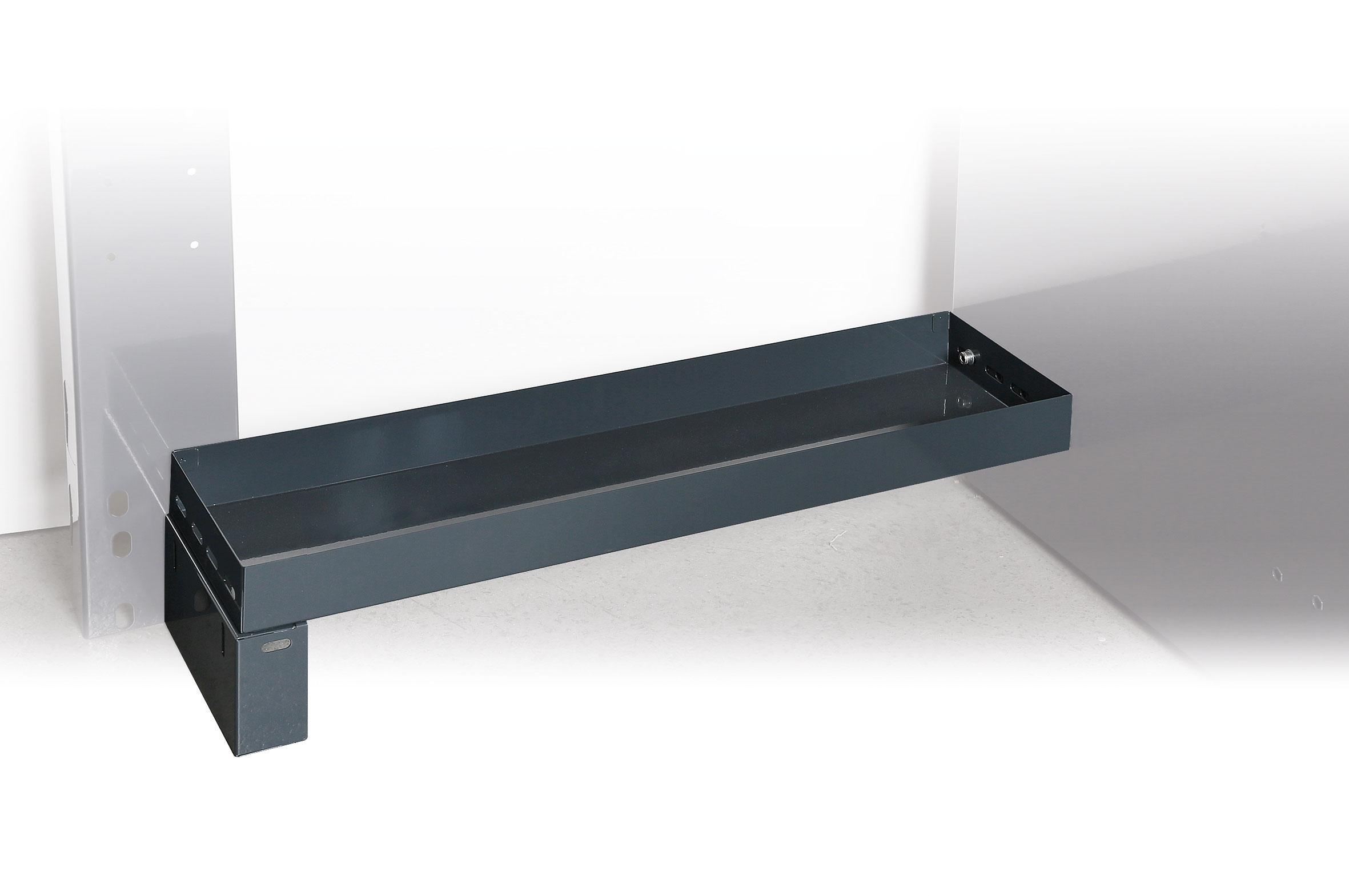 Töölaua alumine kinnitus, 0.8 m pikk